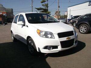 Chevrolet Aveo 5 LS 2009 AUTOMATIQUE