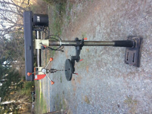 Canwood Radial arm Drill press