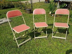 """Chaise pliante """"Vintage"""""""