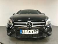 2015 64 MERCEDES-BENZ A CLASS 1.5 A180 CDI BLUEEFFICIENCY SPORT 5D AUTO 109 BHP