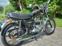 TRIUMPH BONNEVILLE T140ES ELECTRIC START. VERY NICE CLASSIC. DELIVERY AVAILABLE