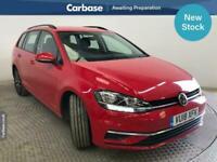 2018 Volkswagen Golf 2.0 TDI SE 5dr [Nav] ESTATE Diesel Manual