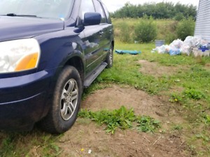 2004 honda pilot parts or repair
