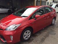 2014(64) Toyota Prius hybrid T spirit 9k