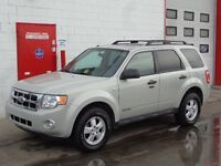 2008 Ford Escape XLT ~ V6 AWD ~ Leather ~ Sunroof ~ $8499
