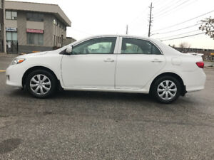 2010 Toyota Corolla Safety and Emission is Done Very clean car