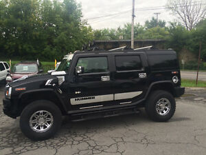 2003 HUMMER H2 Chrome Edition