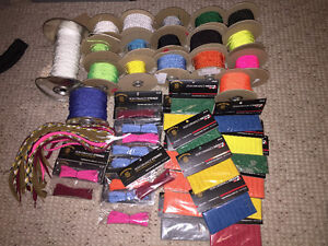Huge Inventory of Lacrosse stringing supplies