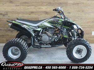 2012 Yamaha YFZ450 X - 42,32$/SEMAINE