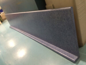 """Used Counter top in great condition. 25.5"""" x 12 ft."""