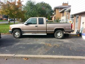 1997 GMC blown motor parts truck $600 or best offer