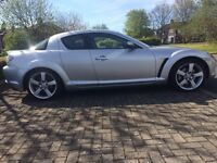 RX-8 Mazda with Service History