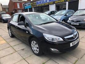 2011 Vauxhall/Opel Astra 1.4 Exclusiv