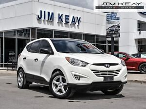 2013 Hyundai Tucson 2.4L GLS AWD  - trade-in - local - Power win