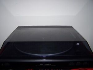 5 RECORD PLAYERS FOR PARTS OR REPAIR