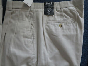 "Size 38"" waist - 34"" leg combed cotton pants...virtually new Kitchener / Waterloo Kitchener Area image 8"