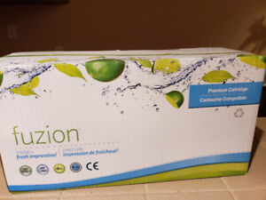 NEW - fuzion™ New Compatible Brother N580 Black Toner Cartridge