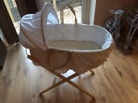 Moses baskets for sale!!!