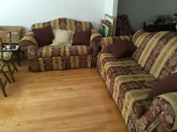 Sofa and Loveseat great quality furniture