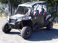 POLARIS RZR 900E, 4 Seater, 900 CC engine, 2015 Registered, 1600 Miles