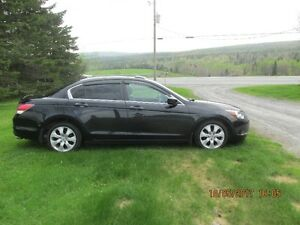 2008 Honda Accord EXL CUIR