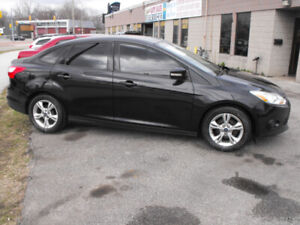 2013 FORD FOCUS SE  LOADED  REMOTE START BLUETOOTH  HTD SEATS