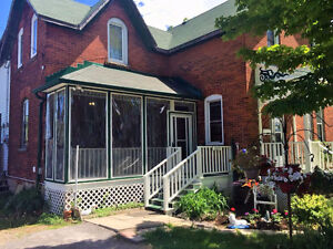 Price reduced!Handyman special,side by side duplex,lots of charm