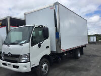 Busy Moving Company Seeks  Movers/Drivers