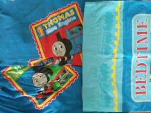 Thomas the Train Twin Bed Sheet set