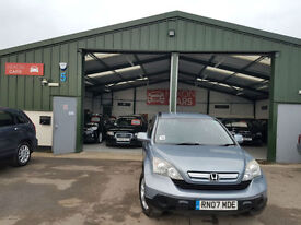 2007 Honda CR-V 2.2 i-CTDi ES MANUAL DIESEL PX WELCOME