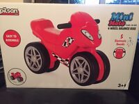 Brand new sit & ride bike