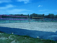 Beach Volleyball Tournament Cornwall (St Andrews)