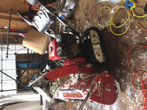 Honda 9/28 hydrostatic blower just serviced needs nothing