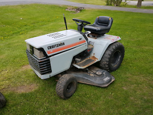 "Craftsman 44"" lawn mower"