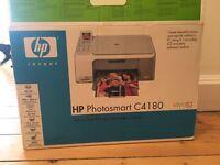 HP Photosmart C4180 - printer scanner copier