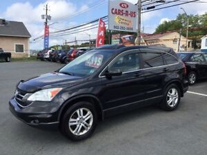 2010 Honda CR-V AWD EX-L  FREE 1 YEAR PREMIUM WARRANTY INCLUDED!