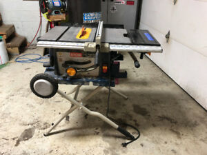 Ryobi Table Saw