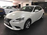 2013 Lexus IS 300 2.5 SE E-CVT 4dr