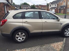 ****Cheap Chevrolet Captiva***Must Go £3850 negotiable
