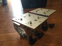 2 Tite - Lok Downrigging Mounting Plates