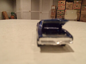 Loose Hot Wheels Blue  '69 Dodge Charger from 10 pack 1/64 Sarnia Sarnia Area image 3