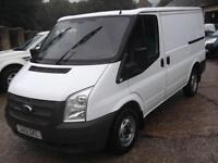 12 reg Ford Transit 2.2TDCi ( 100PS ) ( EU5 ) 260S ( Low Roof ) 260 SWB
