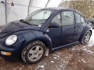 2003 Volkswagen New Beetle 1.8 Turbo