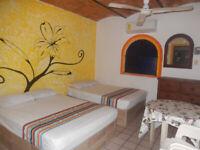 Hotel and Bungalows in Los Ayala Nayarit