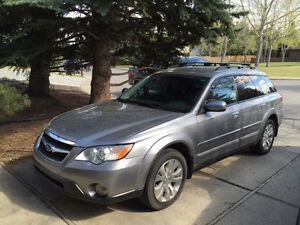 2008 Subaru Outback Wagon 3.0R (with SI-Drive)