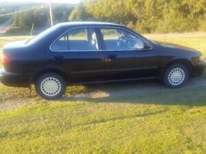 1999 Nissan Sentra XE for Sale