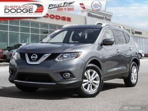 2016 Nissan Rogue SV  BLUETOOTH | 3RD ROW | BACK CAM