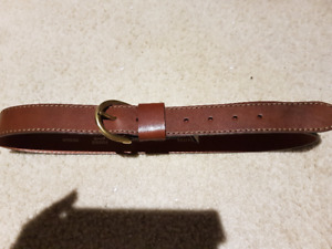 FOSSIL BELT - LADIES