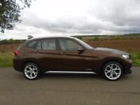 2012/62 BMW X1 2.0 20D XLINE XDRIVE 5DR SUV - GREAT SPEC 4X4 - 181 BHP