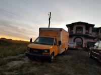 2008 GMC  Cube Van For Sale Calgary Alberta Preview